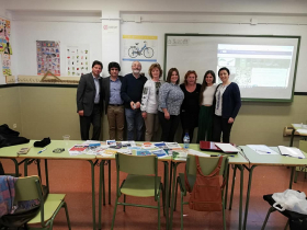 European Project on Work Based Learning in Tourism