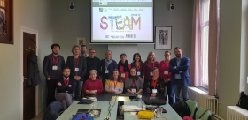 European Project enhancing skills in STEM subjects through Arts and Mini-Games