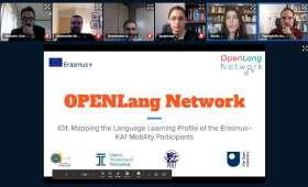 European Project on Language Learning at HE Level