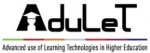 AduLet - Advanced Use of Learning Technologies in Higher Education